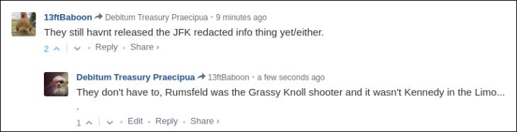 0003000 Rumsfeld Grassy Knoll