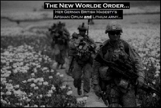 Afghan opium army 520