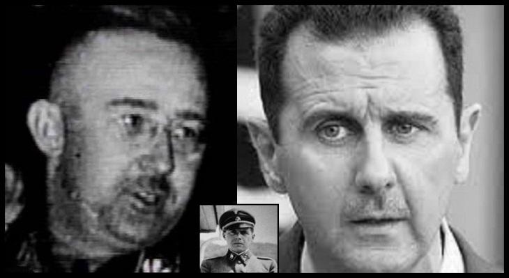 Himmler Assad Mengele