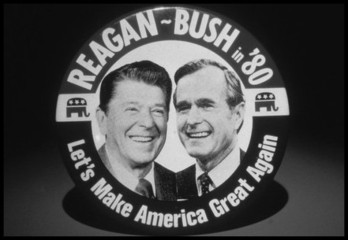 Reagan Bush MAGA 789