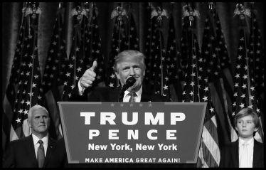 Trump Pence MAGA New York