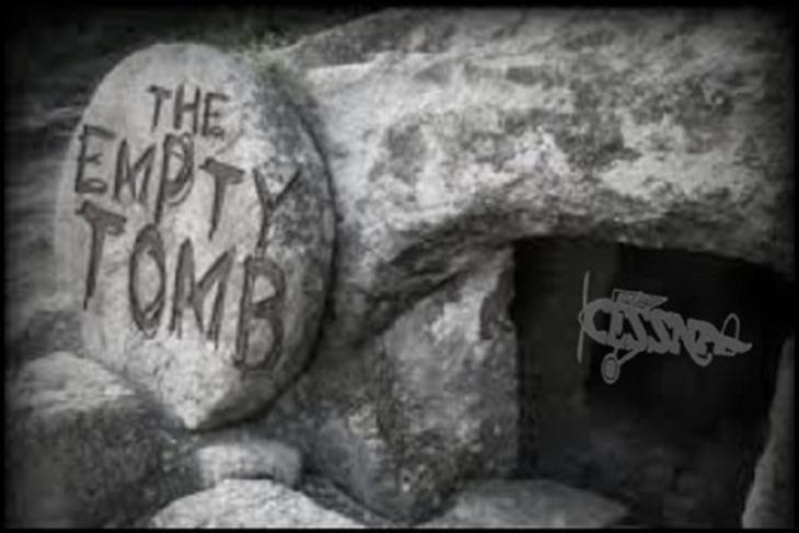 Empty tomb CESSNA 800