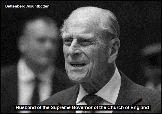 Prince Phillip Mountbatten Church of England 560