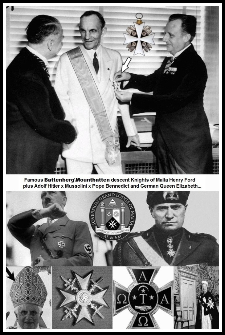 BEST henry-ford-hitler-musso pope queen Malra arrow