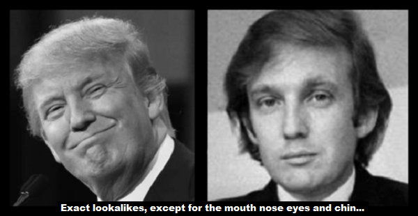 trump-and-fake exact lookalikes 600