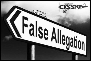 False Allegation Cessna BW Darker LARGE