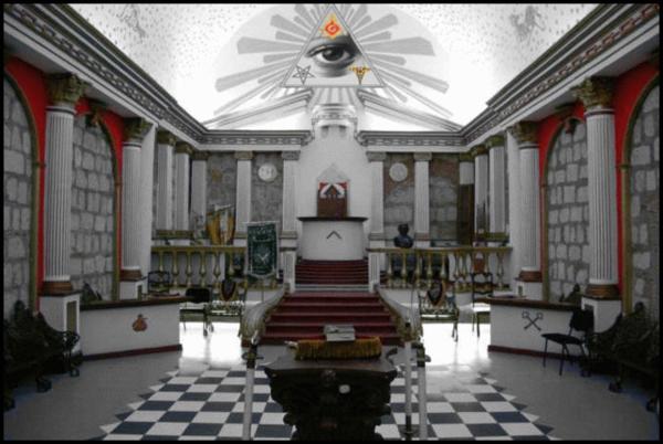 Grand Lodge All Seeing Eye 600