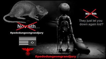 Pedo rat 560 Nov 6th crossed out