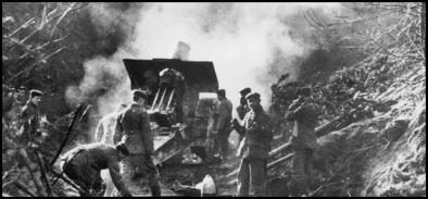 Artilery Battle of Verdun