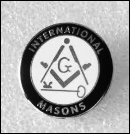 MASONS INTERNATIONALE BW