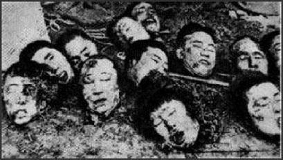 Rape of Nanking heads (2)