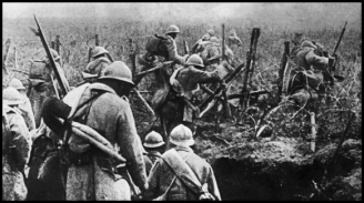 TRENCH WARFARE VERDUN